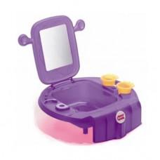 Умывальник с безопасным зеркалом Ok Baby Space, фиолетовый (38199900/35)