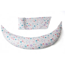 Подушка для беременных и кормления Nuvita 10 в 1 DreamWizard, белый (NV7100White)