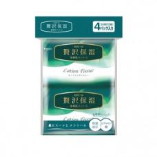 Носовые платки Elleair Fresh lotion, освежающие с глицерином, 4х12 шт.