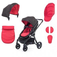 Набор текстиля Chicco для коляски Urban, красный (79168.64)