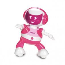 Интерактивный робот DiscoRobo Руби, розовый, укр. язык (TDV103-U)