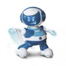 Интерактивный робот DiscoRobo Лукас, синий, укр. язык (TDV102-U)