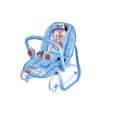 Кресло-шезлонг Lorelli (Bertoni) Top Relax, синий (20598)