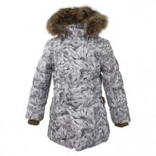 Термокуртка Huppa Rosa 1, р.110, серый (17910130-71420-110)
