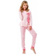 Пижама Smil Заветная мечта, интерлок, р.86, розовый (104256)