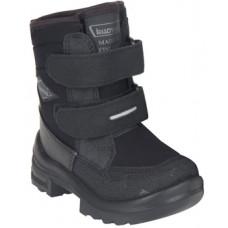 Зимние ботинки Kuoma Кроссер, на шерстяной подкладке, р.25, черный (136020-20-25)