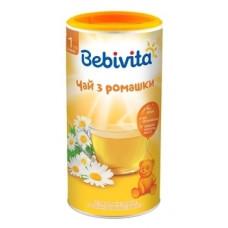 Детский чай из ромашки Bebivita в гранулах, 200 г (срок годности до 20.11.2020)