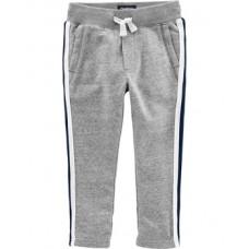 Спортивные штаны OshKosh, 3Т, серый (26248710)