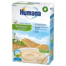 Молочная каша Humana Гречневая, 200 г (Срок годности до 20.09.2020)