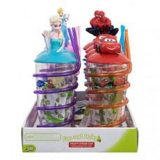 Чашка-непроливайка с конфетами Bip Disney (в ассорт.) 2554001 ТМ: BIP