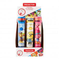 Игрушка с конфетами Bip Projector Mix 40 г (в ассорт) 2551902 ТМ: BIP