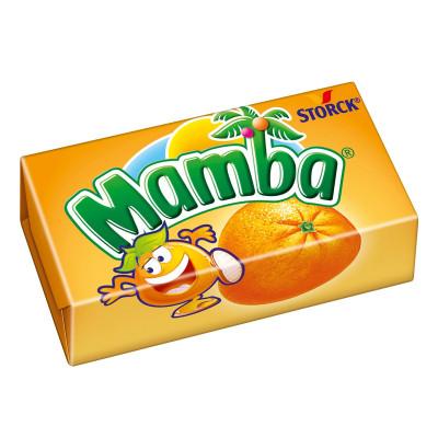 Жевательные конфеты-ассорти StorckMamba 26.5 г 08031ЦЖ02 ТМ: Mamba