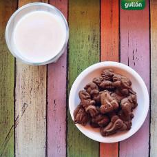 Детское печенье Gullon Dibus Mini cacao Без лактозы 250 г ok000110 ТМ: Gullon