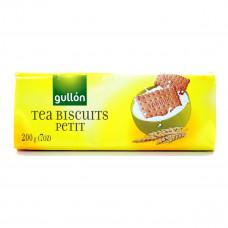 Печенье галетное Gullon Tea Biscuit Petit200 г  ТМ: Gullon