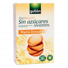Диетическое печенье Gullon Maria Dorada Без сахара 400 г  ТМ: Gullon