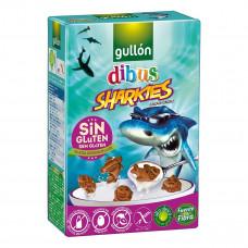 Детское печенье Gullon Dibus Sharks 250 г  ТМ: Gullon