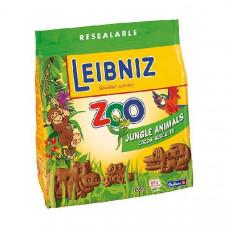 Печенье Bahlsen Зоопарк Какао, 100 г  ТМ: Bahlsen