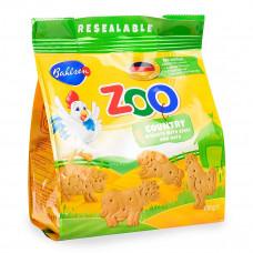 Печенье Bahlsen Зоопарк ферма, 100 г  ТМ: Bahlsen