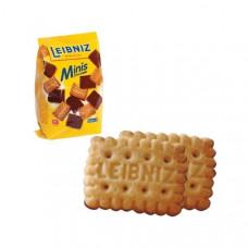 Печенье Minis Choco Leibniz молочно-шоколадное, 100 г  ТМ: Bahlsen