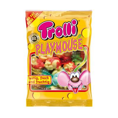 Конфеты жевательные Игрушечные мышата Тролли 100 г  ТМ: Trolli