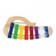 Музыкальный инструмент Металофон Bino (86557)