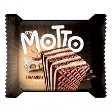 Вафли Italfood MyMotto Тирамису 34 г  ТМ: Italfood
