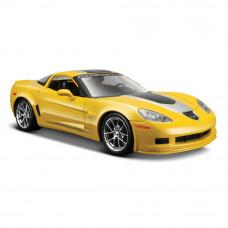 Автомодель Maisto 2009 Chevrolet Corvette Z06 GT1 (31203 yellow)