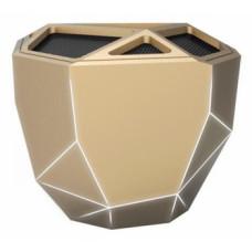 Акустическая система Xoopar Geo Speaker, золотой (XP81016.13WL)