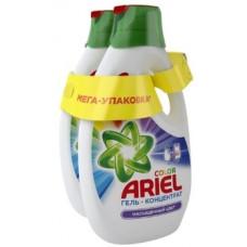 Жидкий стиральный порошок Ariel Насыщенный цвет 2x1,95 л