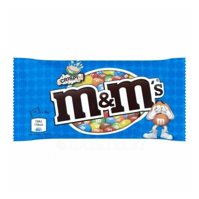 Драже M&M's Crispy с рисовыми шариками, 24 x 36 г 4352 ТМ: M&M's