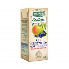Сок Galicia Яблоко-черника, 200 мл  ТМ: Galicia