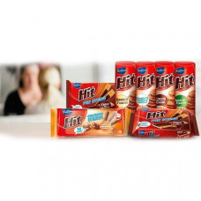 Печенье Bahlsen Hit Шоколад, 220 г  ТМ: Bahlsen