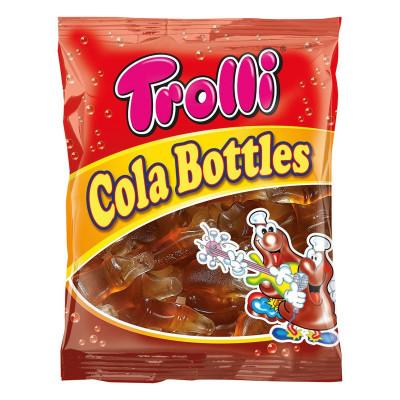 Конфеты жевательные Trolli Кола 100 г 319378 ТМ: Trolli
