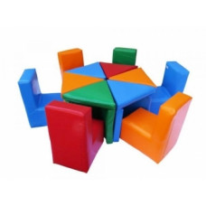 Комплект детской мебели Kidigo Цветик (43008)