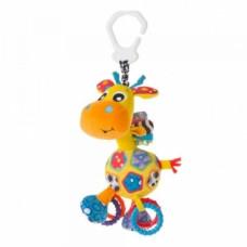 Игрушка-подвеска Playgro Жираф Джери (25229)