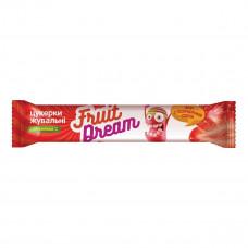 Конфеты жевательные Fruit Dream с клубничным соком 15 г 201 ТМ: Fruit Dream