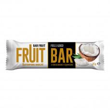Батончик-мюсли Fruit Bar с кокосом 25 г 201 ТМ: Fruit Bar