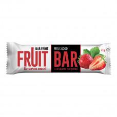 Батончик-мюсли Fruit Bar с клубникой 25 г 201 ТМ: Fruit Bar