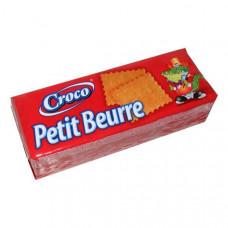 Печенье галетное Croco Petit Beurre, 100 г  ТМ: Croco