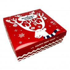Новогодний подарок LOL&POP С Новогодними праздниками 340 г  ТМ: LOL&POP