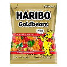 Конфеты жевательные Haribo Мишка золотой 150 г  ТМ: HARIBO
