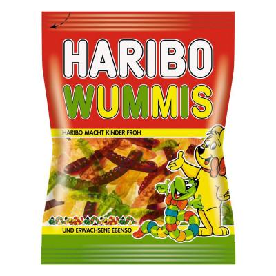 Конфеты жевательные Haribo Червячки 150 г  ТМ: HARIBO