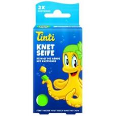 Набор мыла для творчества Tinti, зеленый с желтым (11000508)