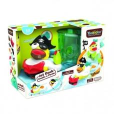 Игрушка для ванной Yookidoo Пират Джек (70368)