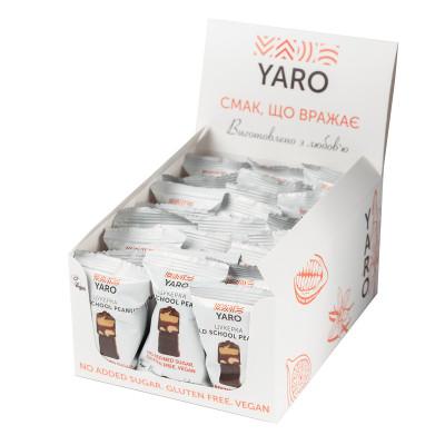 Конфета Yaro Peanut Old school 18 г  ТМ: Yaro