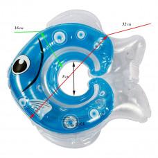 Круг Lindo Blue Fish LN-1565 ТМ: Lindo
