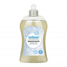Средство для мытья посуды (концентрат), 500 мл. 2356 ТМ: Sodasan Wasch