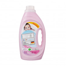 Жидкое средство для стирки детского белья Burti Baby Liquid, 1,5 л 0781_928726 ТМ: Burti Baby