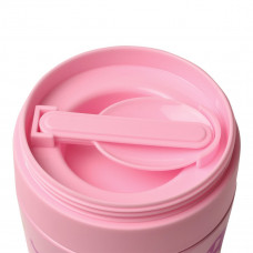 Термос для еды Fissman Розовый, 350 мл  VA-9679.350 ТМ: Fissman