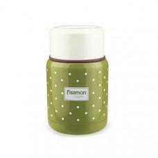 Термос для пищевых продуктов Fissman оливковый, 350 мл VA-9667.350 ТМ: Fissman